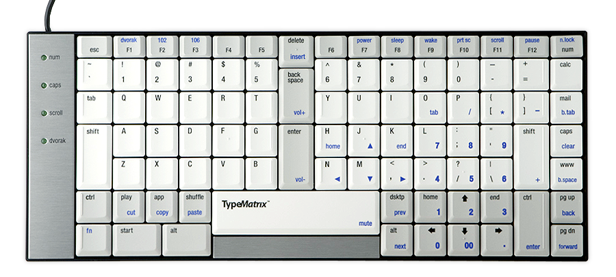 clavier azerty linux